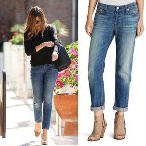 7 FAM Josfina Skinny Boyfriend Jeans